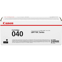 Canon Cartridge 040 Black